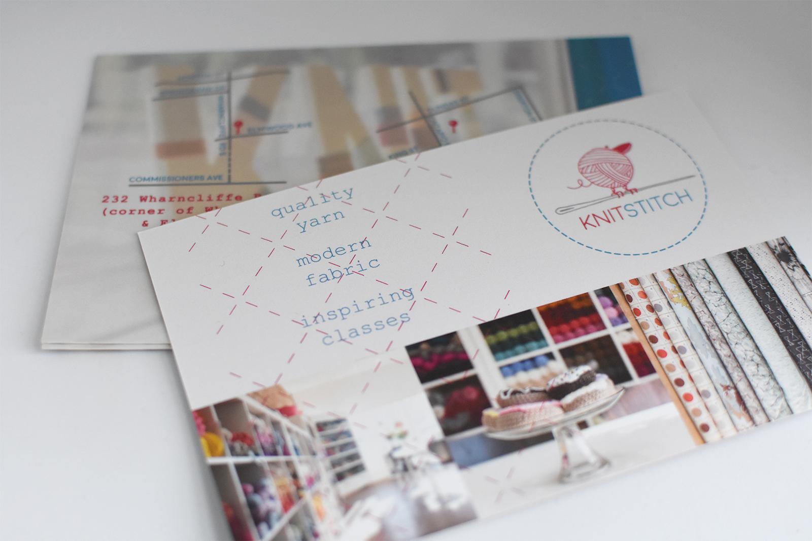 Retail Postcard Design