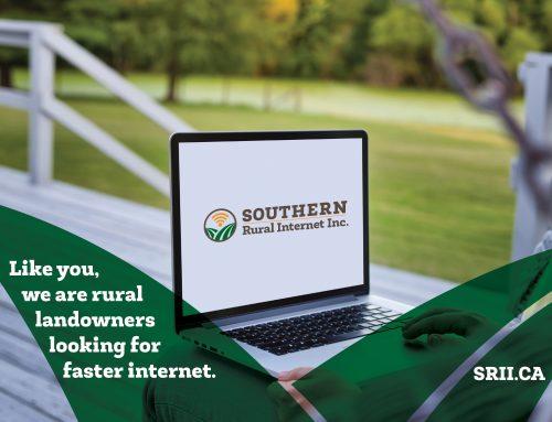 Full Suite Branding for Southern Rural Internet