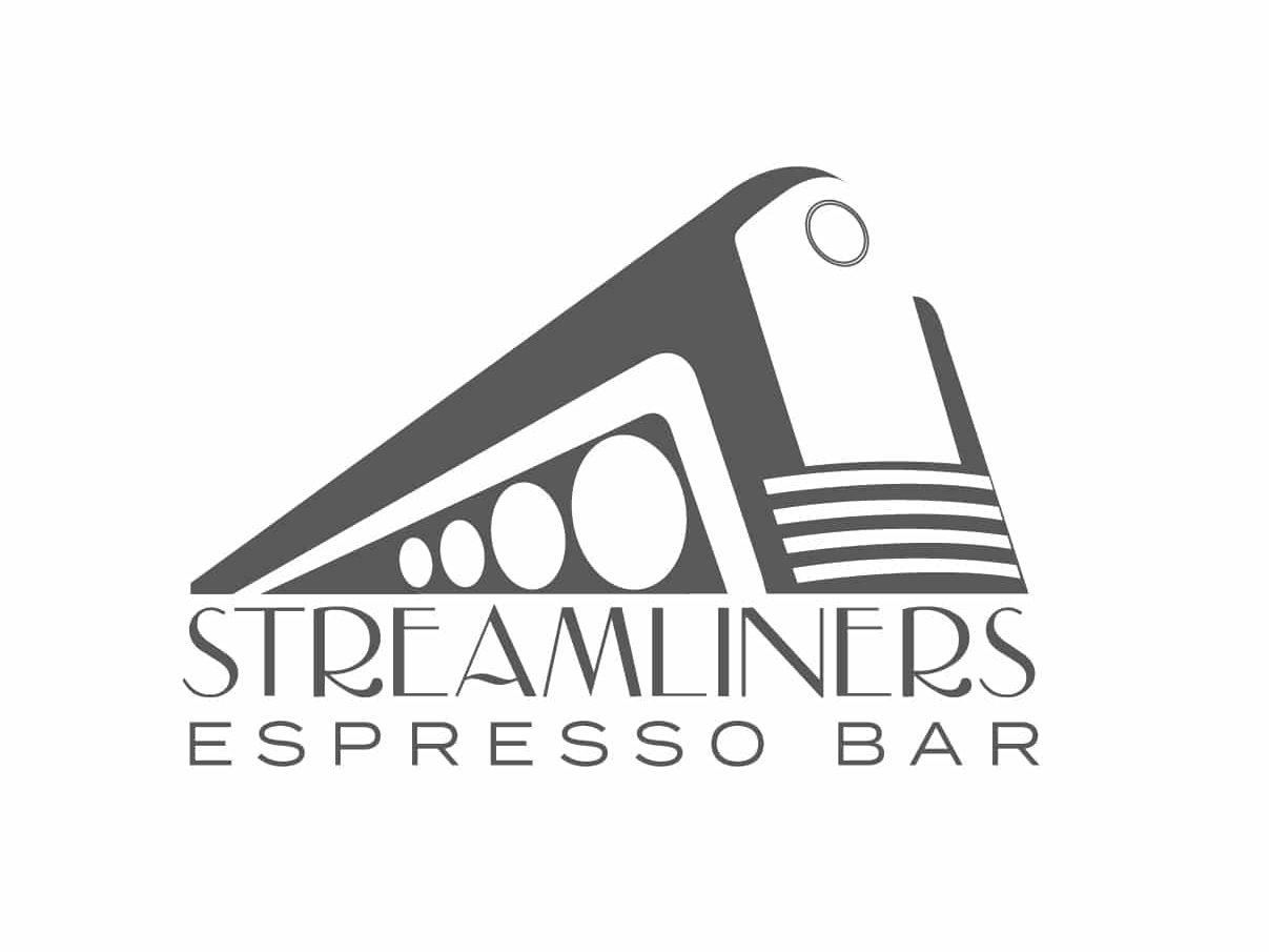 Streamliners Espresso Bar Branding