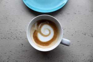 Coffee Shop Branding Design Hero Image