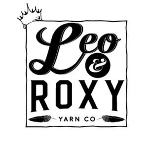 Leo and Roxy Yarn Branding